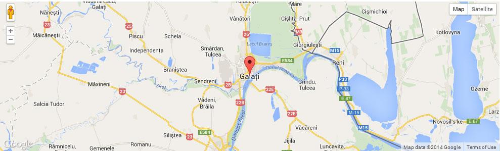 Beton Amprentat Galati